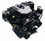 Mercruiser 5.0 Engine